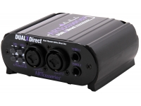 ART Dual X-Direct Dual Channel Active DI Box
